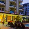 Hotel Kleopatra Ada Beach 4*
